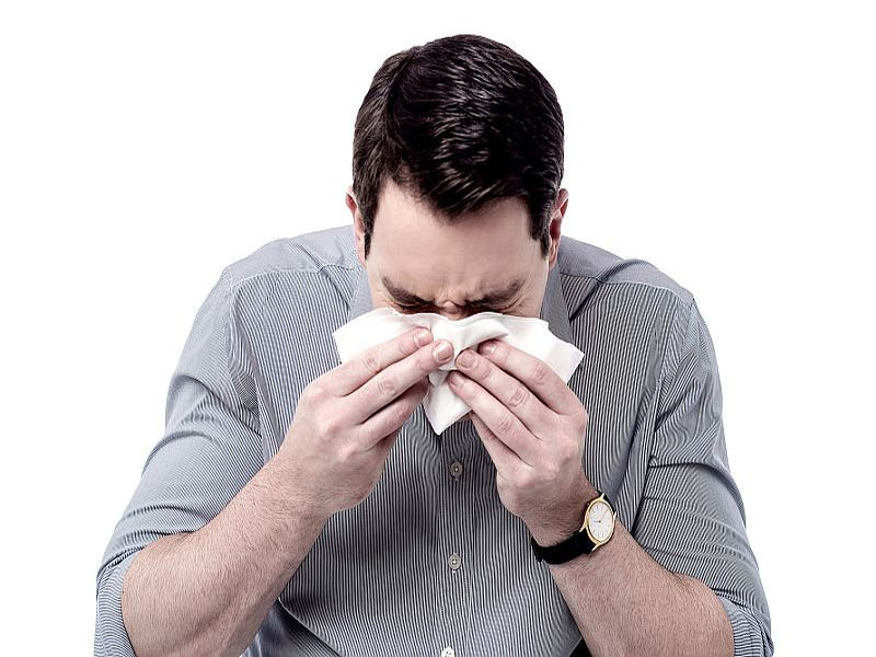 how to keep from spreading the flu