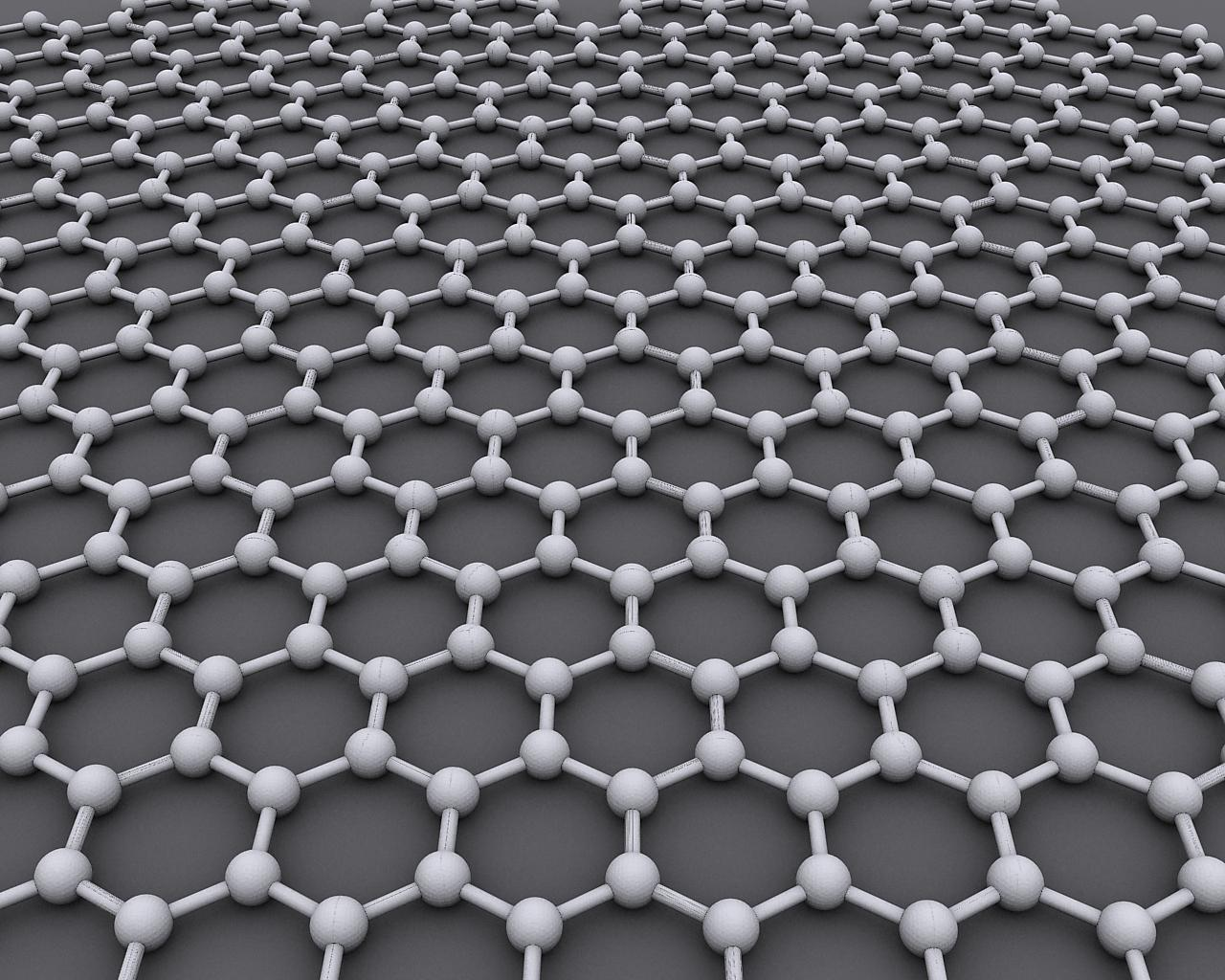 Electricity can flow through graphene at high frequencies without energy loss