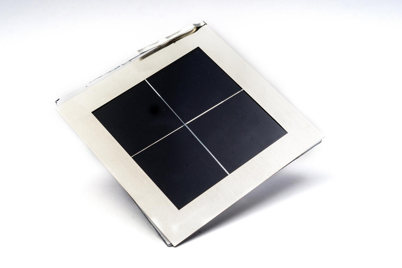 First Semi Transparent Perovskite Modules