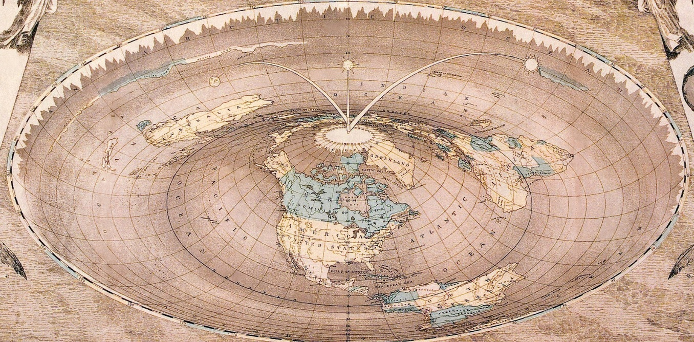 Flat wrong the misunderstood history of flat earth theories gumiabroncs Gallery