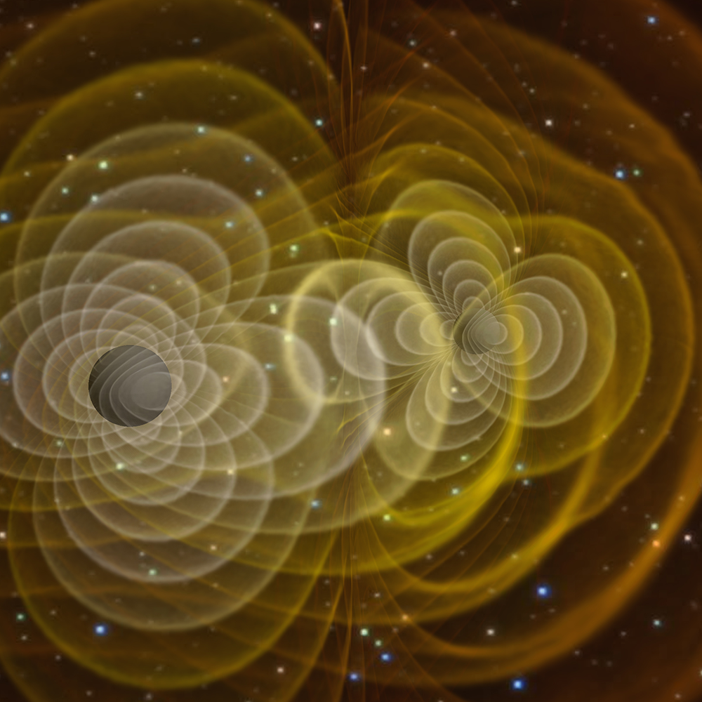 Could gravitational waves reveal how fast our universe is expanding  d83932a3d