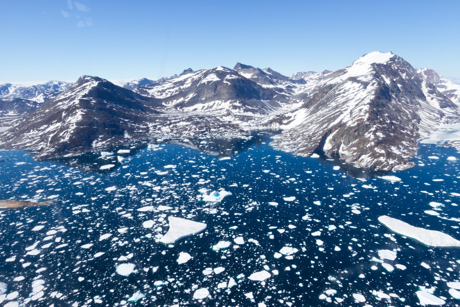 studies open deep history of greenland s ice sheet and raise new