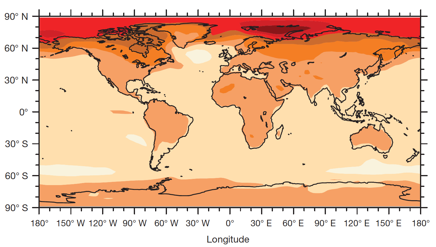 How 2 Degrees Rise Means Even Higher Temperatures Where We Live