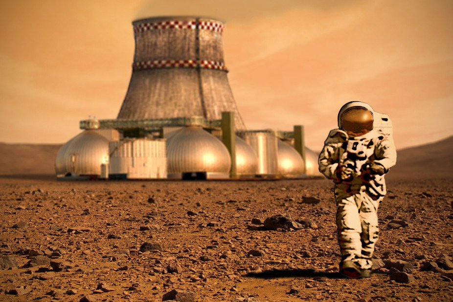 SpaceX's Elon Musk lays out the plan to put humans on Mars