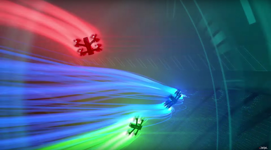 How Might Drone Racing Drive Innovation