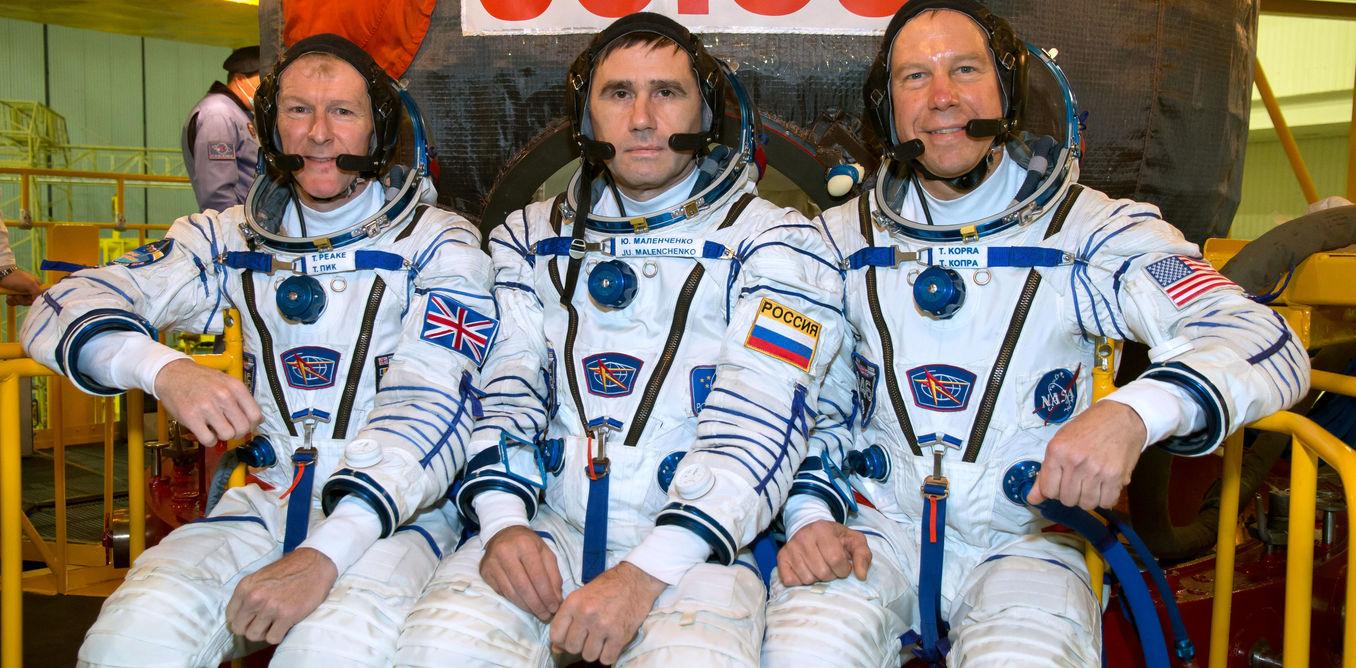 astronaut space radiation - photo #38