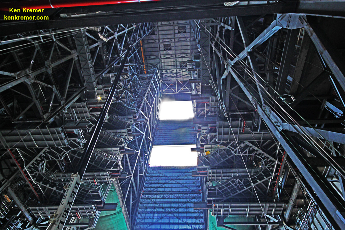 Stage  Facility Tour