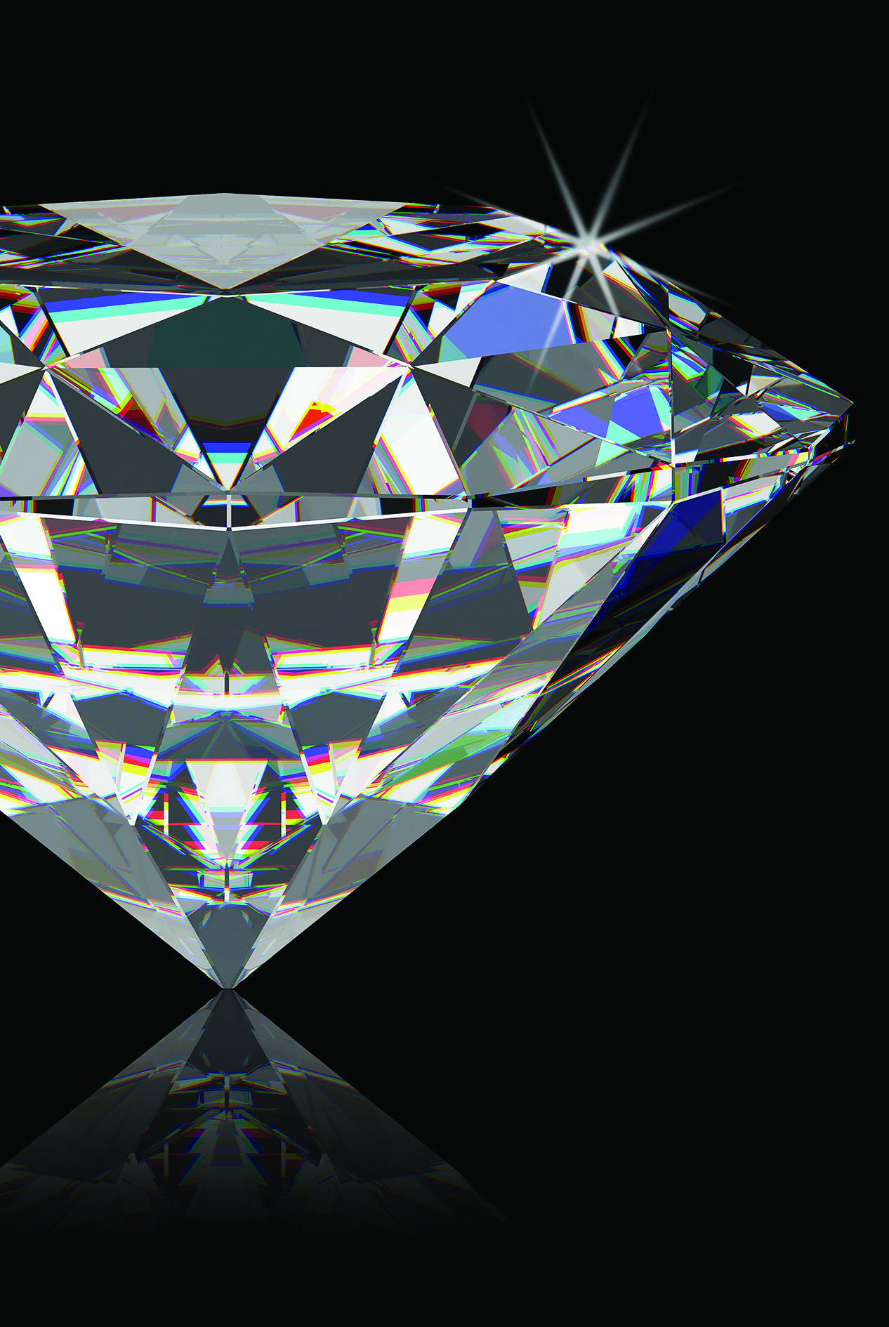 Map Of Diamond Boron Bond Paves Way For New Materials