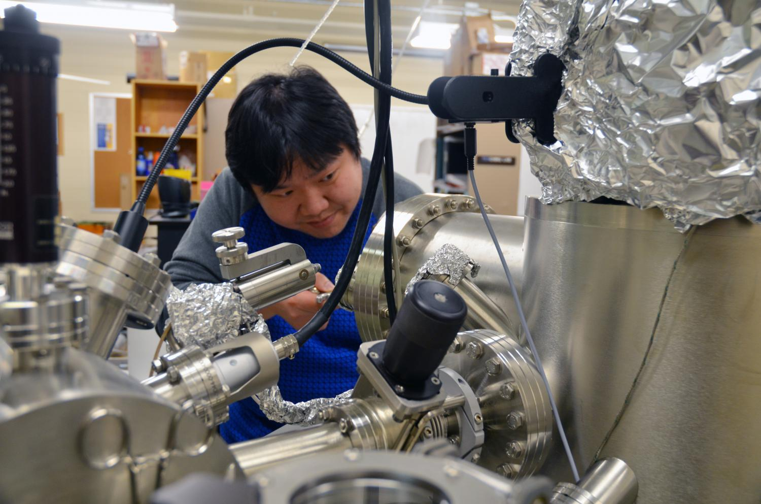 Mechanical properties of nanomaterials are altered due to ...
