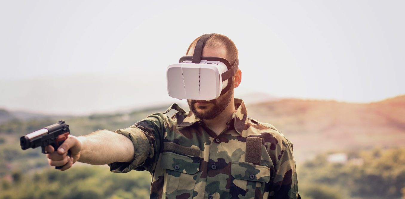 military needs a more realistic approach to virtual reality