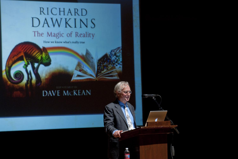 most british scientists cited in study feel richard dawkins work
