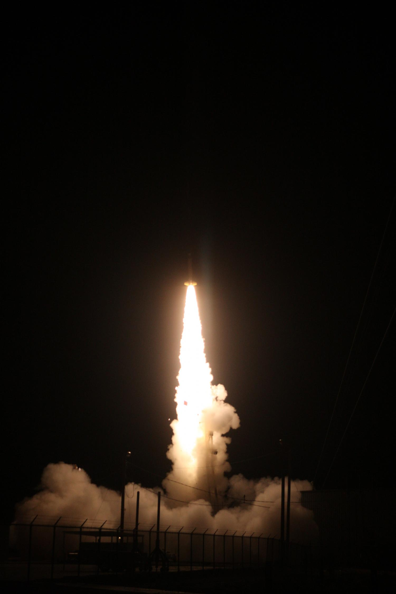 Sounding rocket solves one cosmic mystery, reveals another