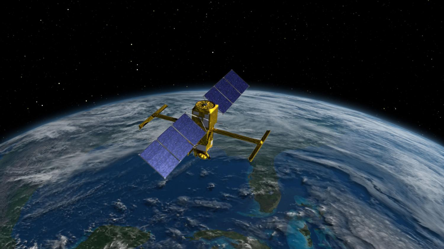 NASA selects launch services for global surface water ...