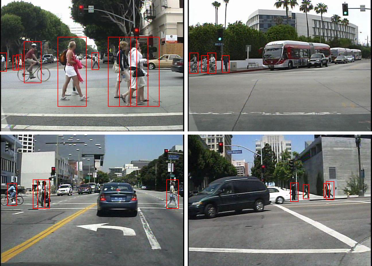 New Algorithm Improves Speed And Accuracy Of Pedestrian