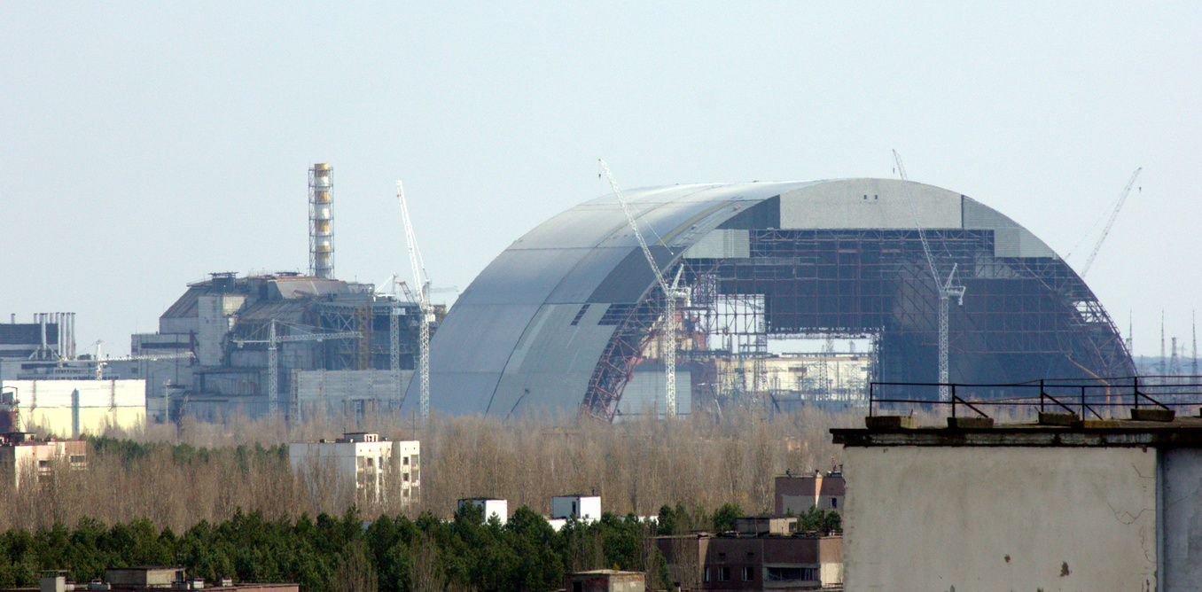 New Tomb Will Make Chernobyl Site Safe For 100 Years