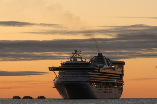 Princess Cruise Lines To Pay 40 Mn Fine For Pollution