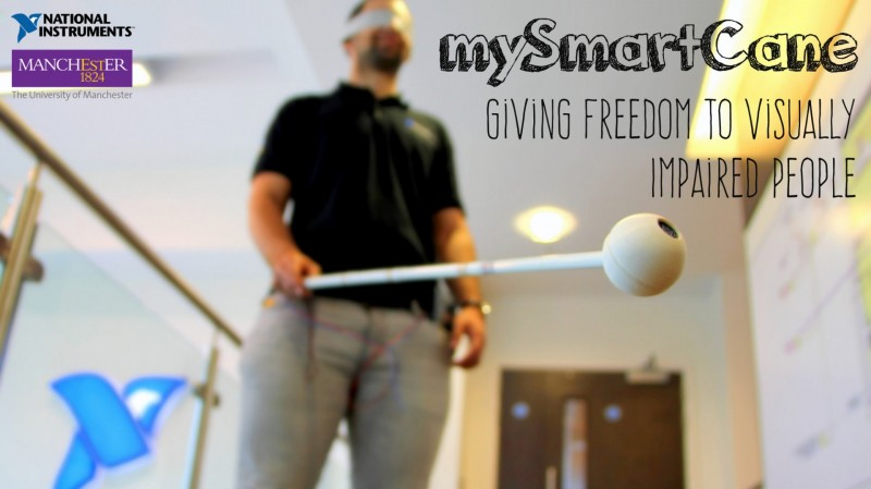 Prototype Smart Cane Could Transform Lives Of The Blind