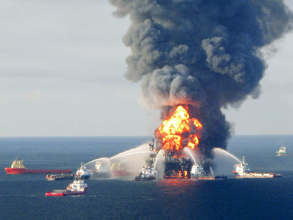 who is to blame for the deepwater horizon rig incident 190shares1900steven newman, chief executive of deepwater drilling firm transocean scored a big victory today, both for his company and most certainly on a.