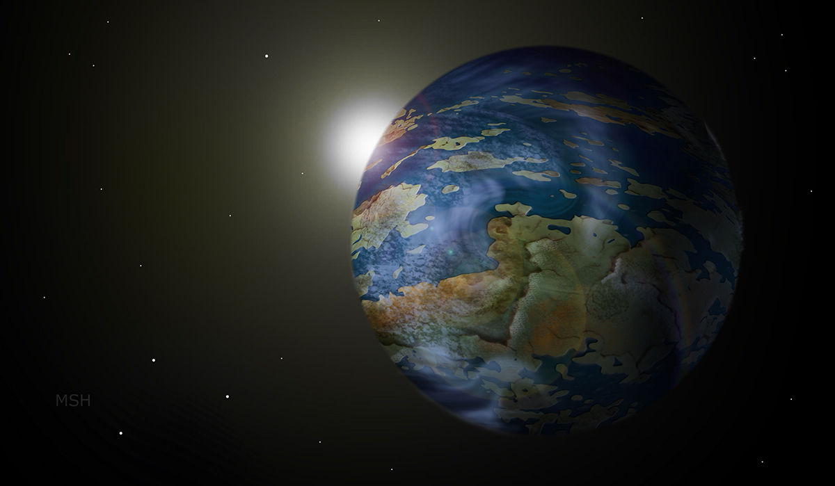 Searching A Sea Of Noise To Find Exoplanets Using Only