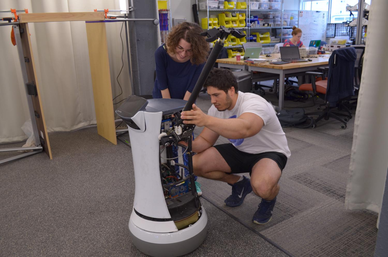 Service Robots Are Coming To Help Us