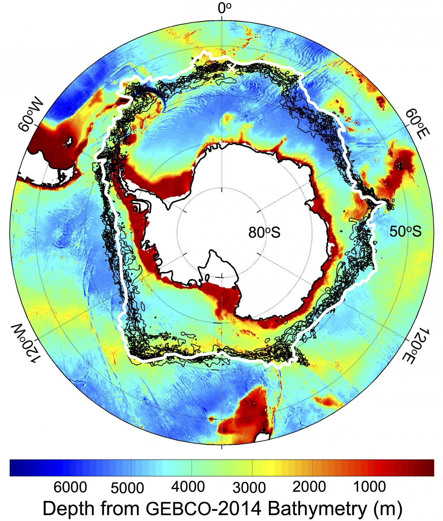 Degree Of The Ocean And Efficient N: Study Helps Explain Sea Ice Differences At Earth's Poles