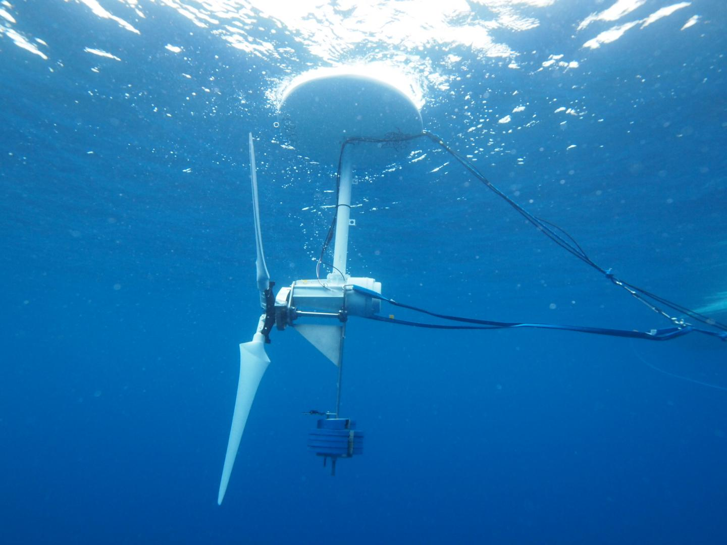 Taming Oceans For 24 7 Power
