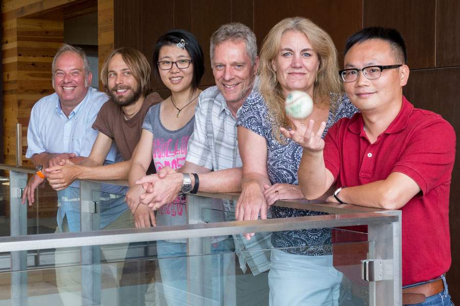 Team ahead of the 'curve' in magnetic study