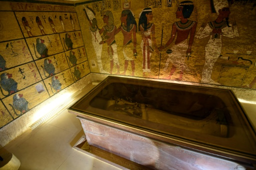 The Curse Of King Tuts Tomb Torrent: Egyptologists Differ On Tut Tomb 'hidden Chambers