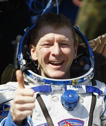iss astronauts land - photo #2