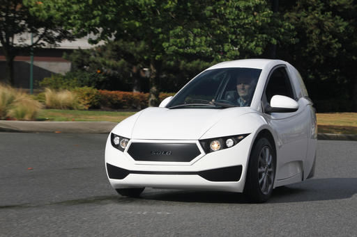 Elio Motors Futuristic Three Wheeled Car American Ingenuity Ing 2016