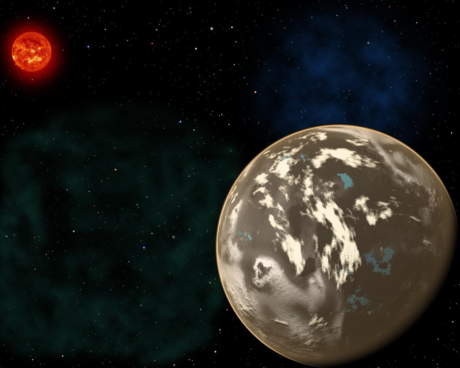 Universes First Life Might Have Been Born On Carbon Planets
