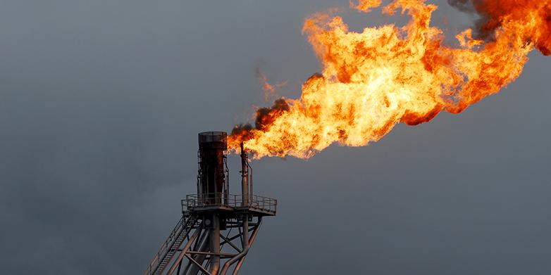 how to make liquid methane