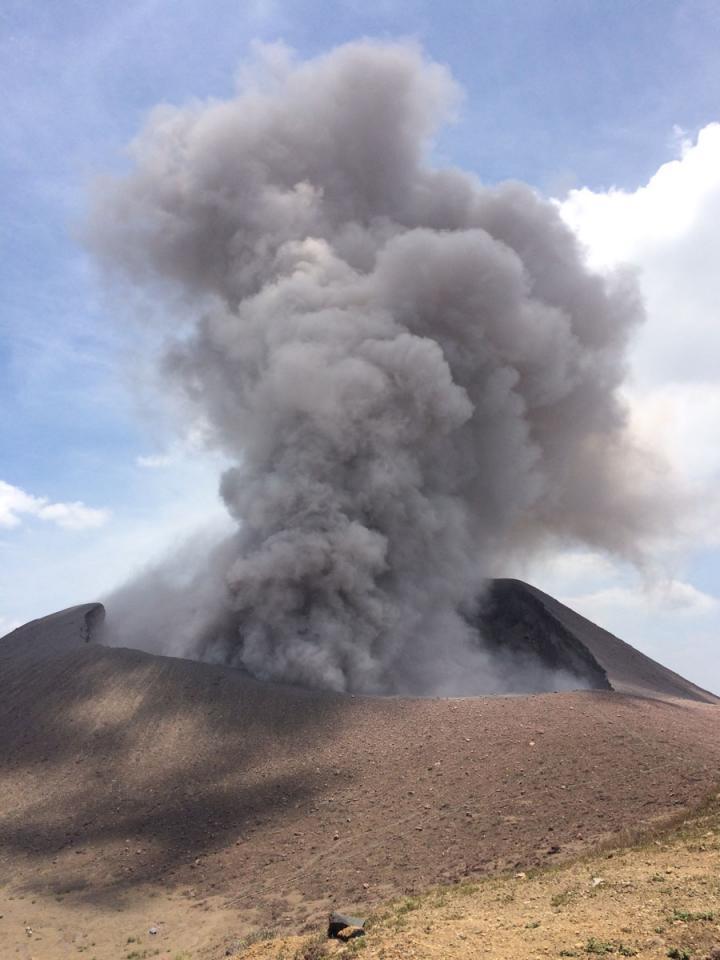 Volcanoes Get Quiet Before They Erupt