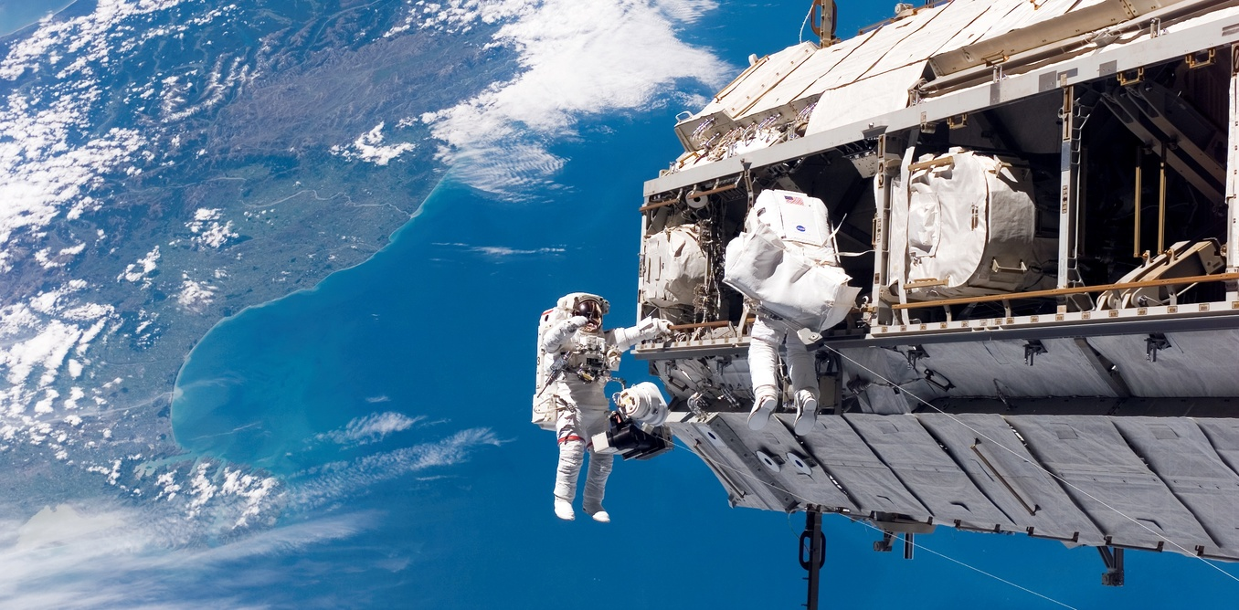 12 impressive experiments on the International Space Station