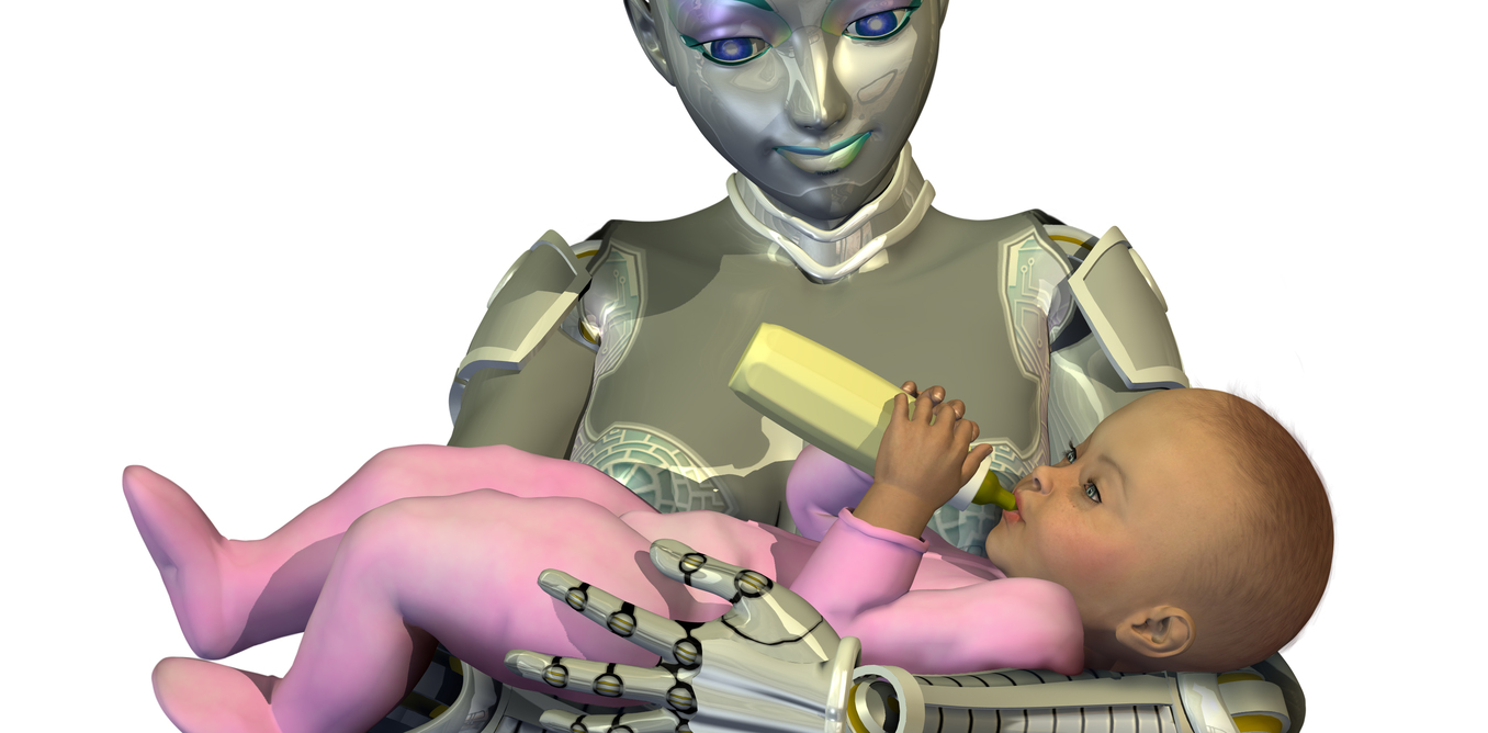idea to store couple picture - What s Mother s Day if you ve been born in a machine and