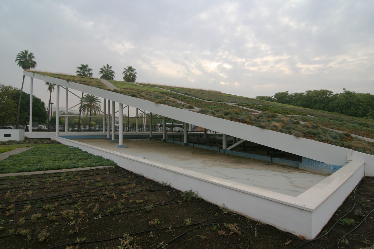 Green Roofs To Reduce The Effects Of Climate Change