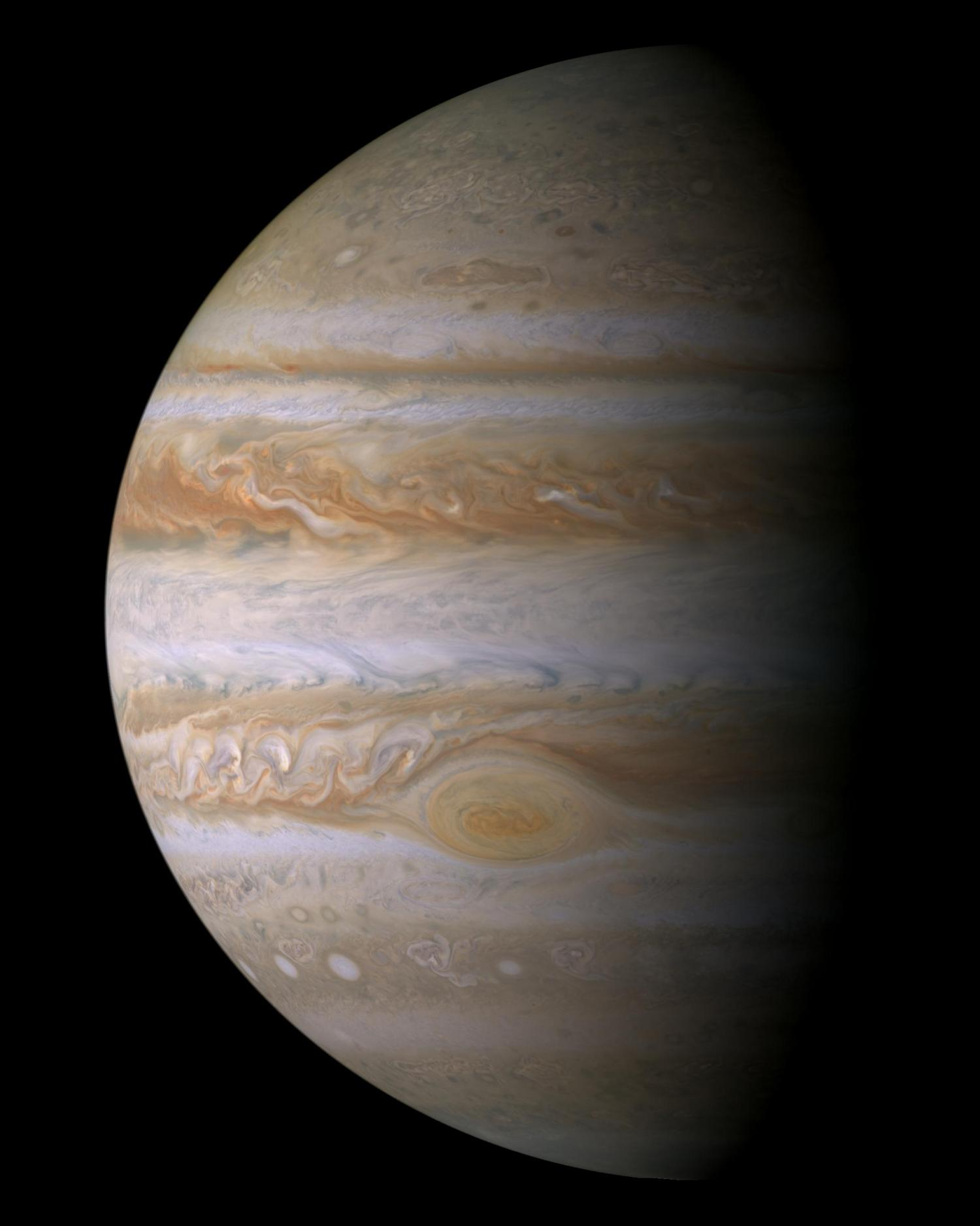 NASA probe to pass over Jupiter's 'Great Red Spot' on July 10