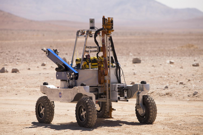 mars rover drill - photo #8