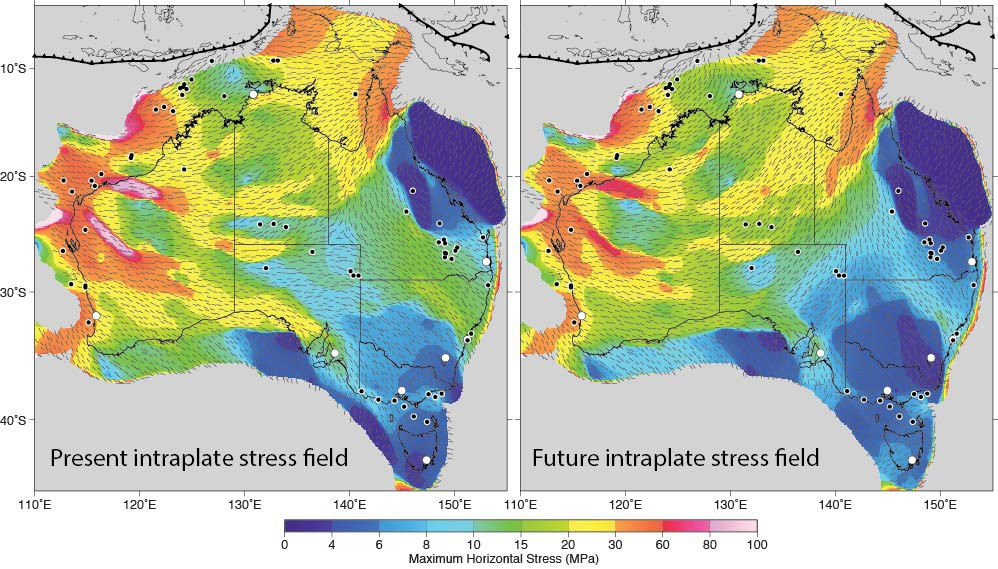Global Warming By CO Storage Check For Continental Stress - Continental global
