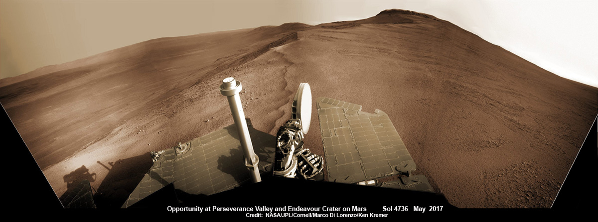 mars rover opportunity last words - photo #38