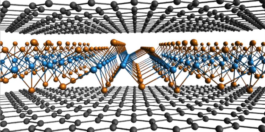 Penn researchers among first to grow versatile 2-D material tungsten ditelluride