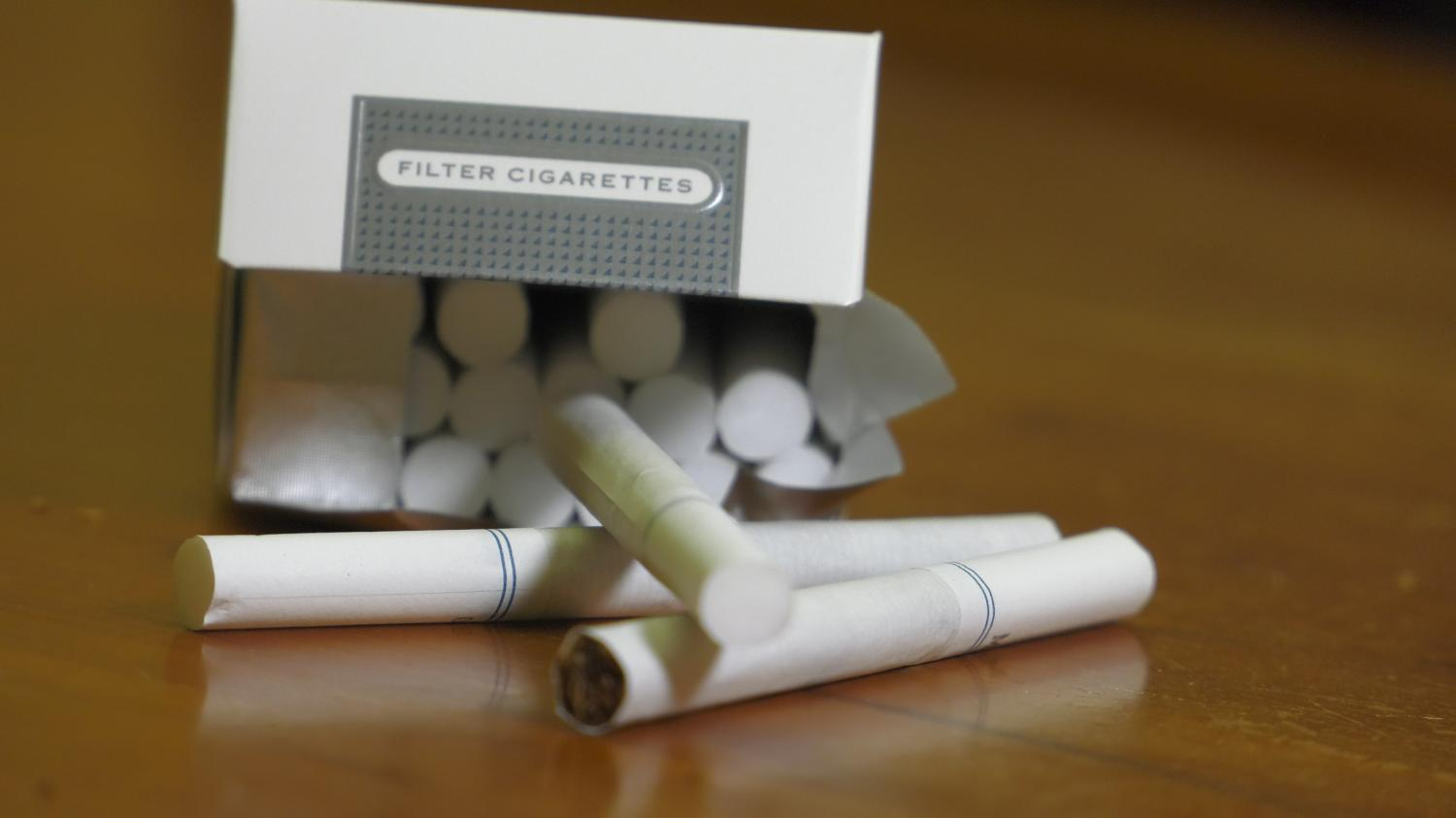 Cigarette filters may increase lung cancer risk