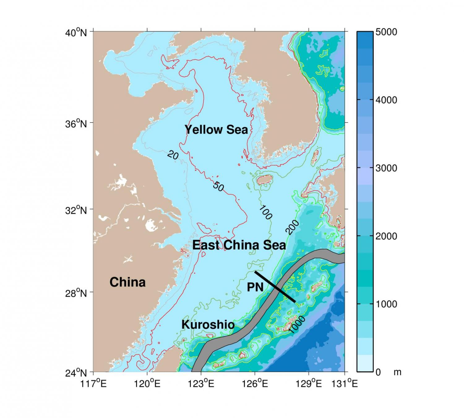 the mechanisms of SST warming in the Yellow Sea and East China Sea