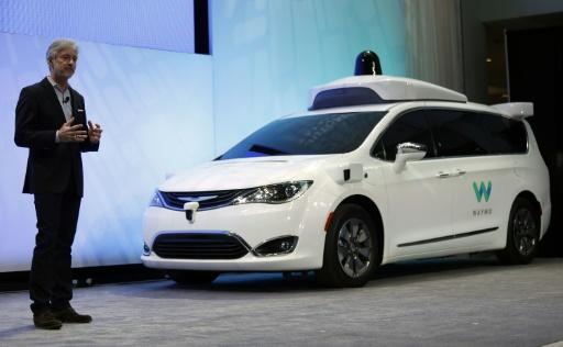 Intel, Waymo, expand self-driving vehicle  collaboration
