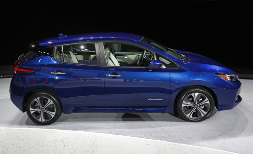 Nissan Adds Range To Cheaper Leaf But New Drivers Are Key