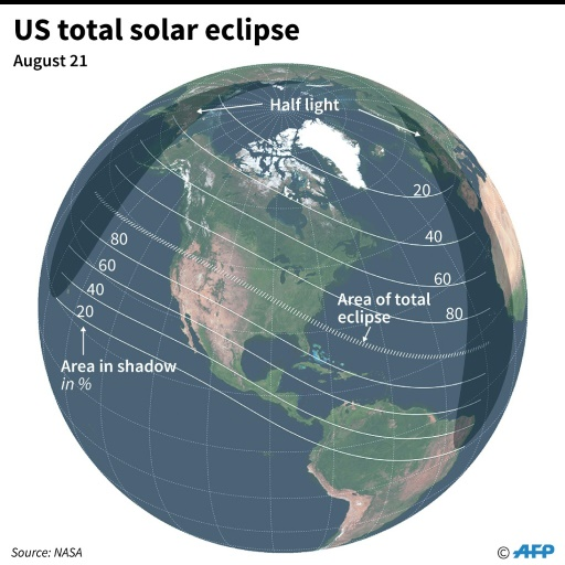After months of hype, Northwest braces for solar eclipse