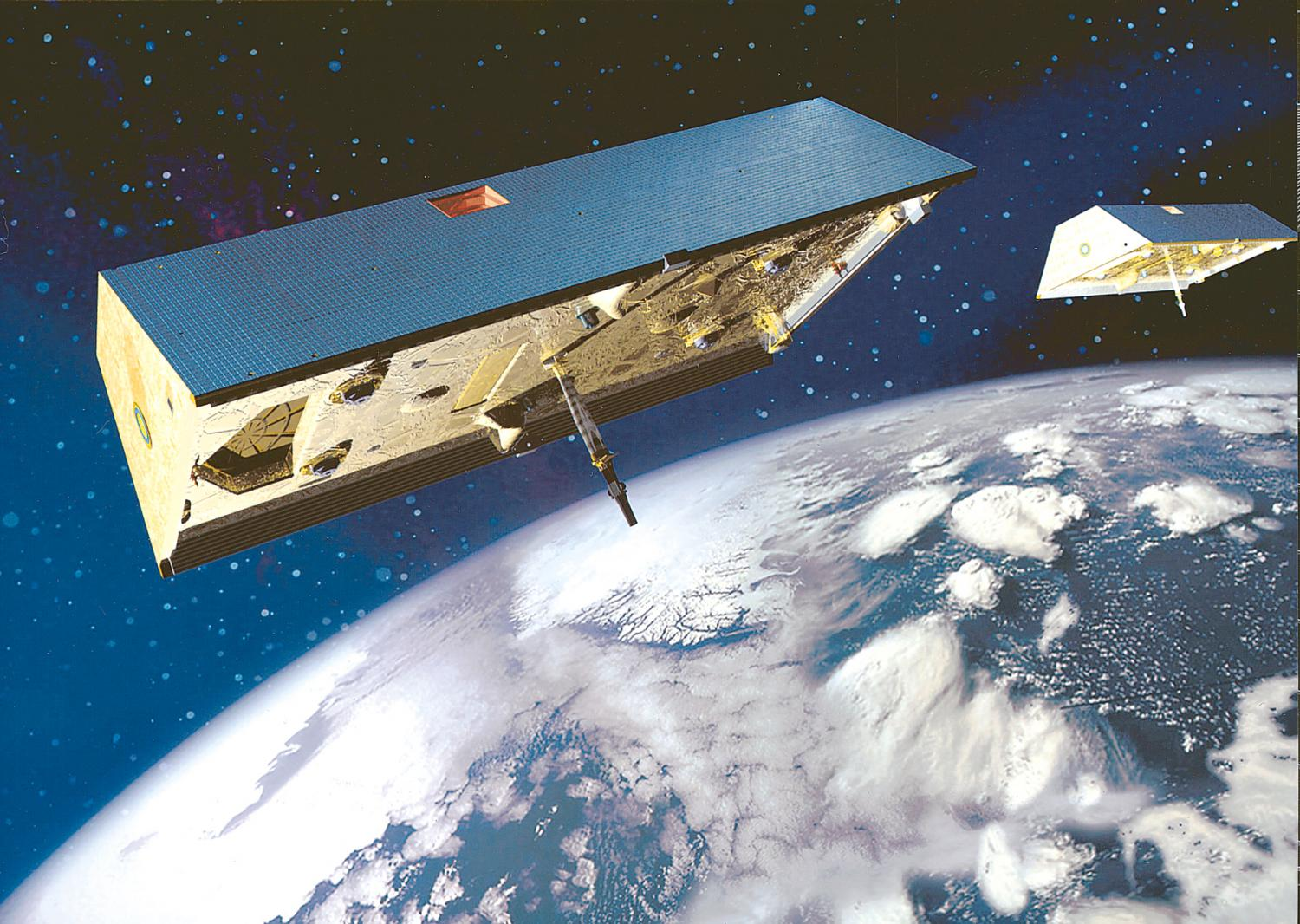 overview of the grace fo satellite mission The grace-fo mission is scheduled to last five years, but seeing as how the original satellites, grace, were scheduled for that same mission duration, it's likely this duo will be in orbit taking .