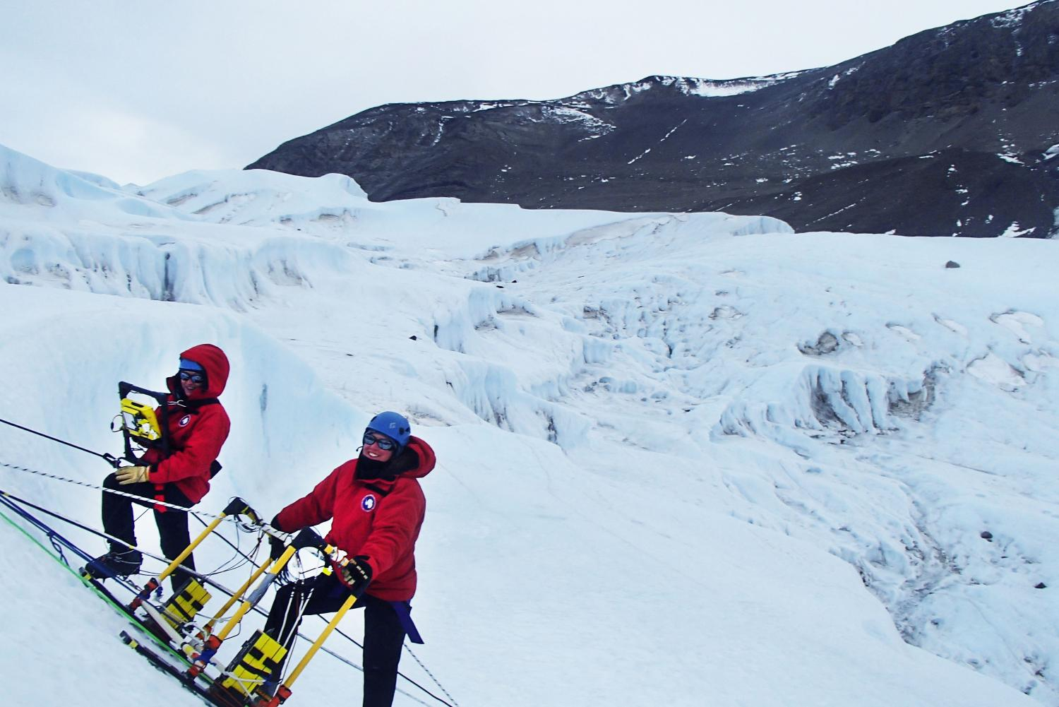 Mystery behind the Antarctic's 'Blood Falls' solved after more than 100 years