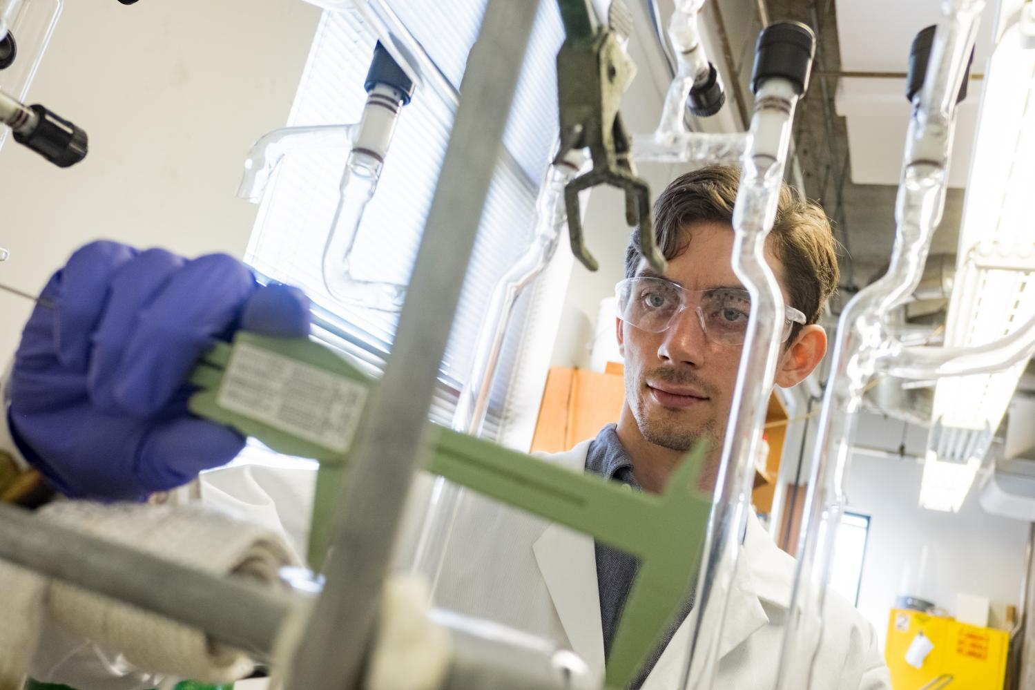 Artificial photosynthesis steps into the light