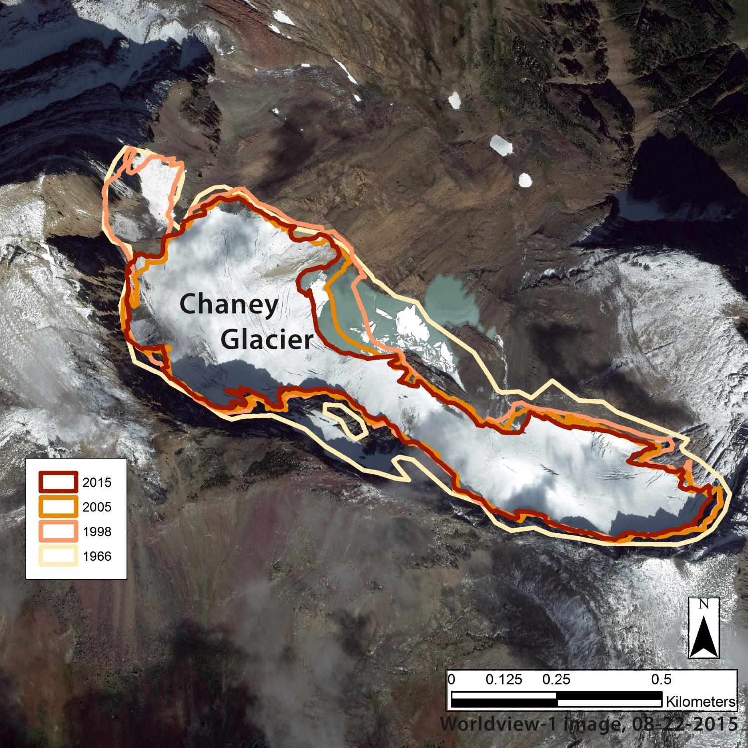 The big melt: Glacier National Park is losing its glaciers